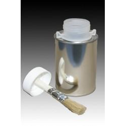 Bidon fer blanc 250 ml cylindrique