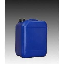 Jerrican 10 Litres PE Bleu Gerbable