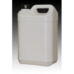 Jerrican 5 Litres PE Blanc