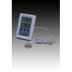 Thermomètre aquarium
