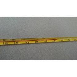 Thermomètre Colonne -10 +60 C
