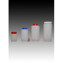 Flacon 150 ml PEHD large Ouverture